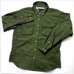 ExOfficio Long Sleeve Button Vented Outdoor Shirt